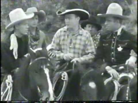 Gene Autry meets Roy Rogers