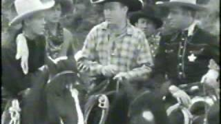 """Gene autry and sidekick lester """"smiley"""" burnette (who both launched their careers in chicago) team up with a young roy rogers to capture chicago gangsters. ..."""