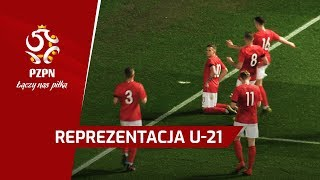 U-21: Skrót meczu Anglia - Polska
