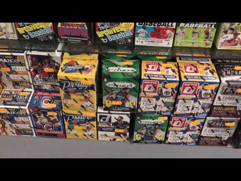 Stevens Creek Sports Cards Store Visit near Westfield Valley Fair