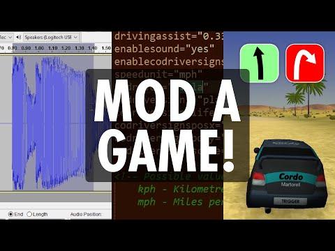 Game Modding Beginner Tutorial