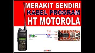 Download Video CARA MEMBUAT KABEL DATA HT MOTOROLA MP3 3GP MP4