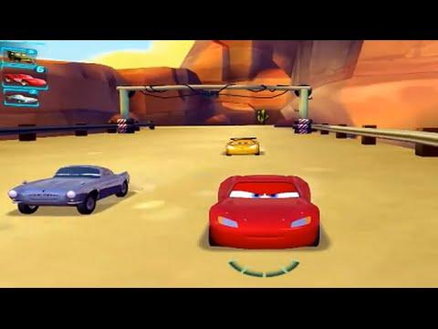 dansk biler disney spil lynet mcqueen fun race videospil movie