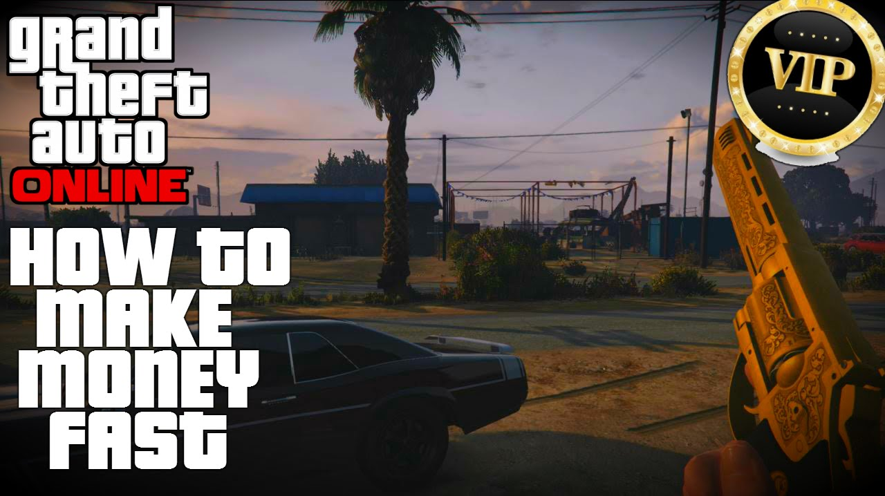how to make money as a vip in gta 5