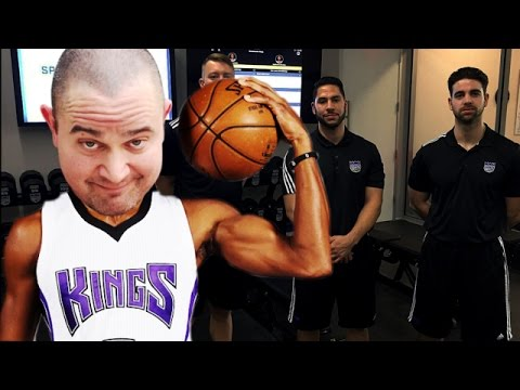 How To Lift Like A Pro Basketball Player ft. Sacramento Kings