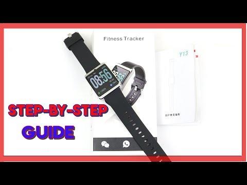 zkcreation-y13-fitness-tracker-ip67-waterproof-smart-bracelet