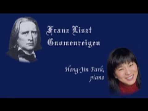 Franz Liszt, Gnomenreigen ~ Heng-Jin Park, piano