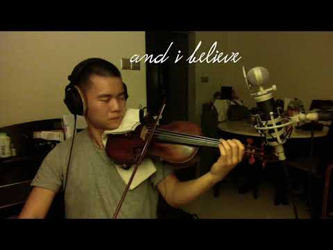 Lauren Daigle - You Say (Violin Cover)
