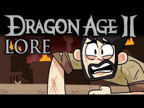 LORE – Dragon Age II Lore in a Minute!