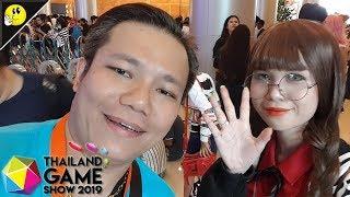 งานเกม.. นึกว่าตลาดสด คนเยอะมาก !! Thailand Game Show 2019 | OKyouLIKEs