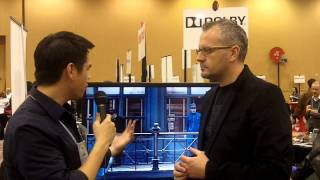 CES 2013: Dolby Shows off a 4k glassless 3D TV