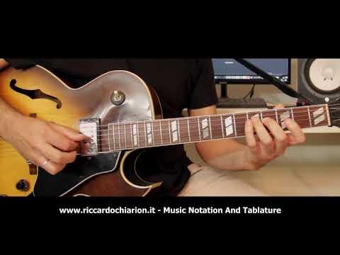 Jazz Guitar Lick #13