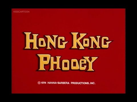 Hong Kong Phooey Opening and Closing Credits and Theme Song
