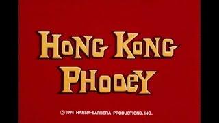 Hong Kong Phooey Opening and Closing Credits and Theme Song