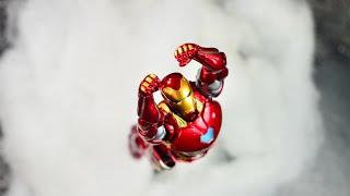 S.H. Figuarts Avengers: Infinity War Iron Man MK50 Review