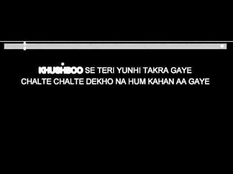Hamari Adhoori Kahani Karaoke by Nirav Shah thumbnail