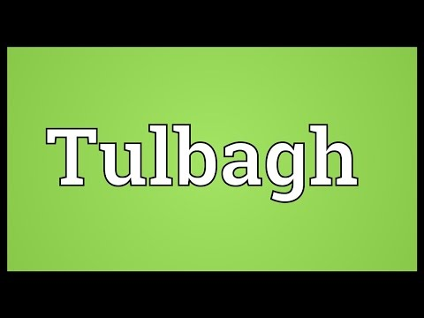 Tulbagh Meaning