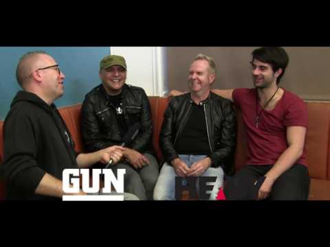 GUN Interview | 2017 | HEAVY TV