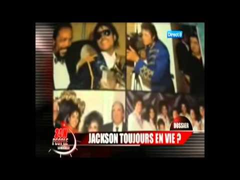 Michael Jackson vivant ! le reportage qui enflamme le Web