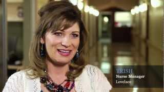Trish Love My Job Lovelace Westside Hospital Albuquerque, New Mexico