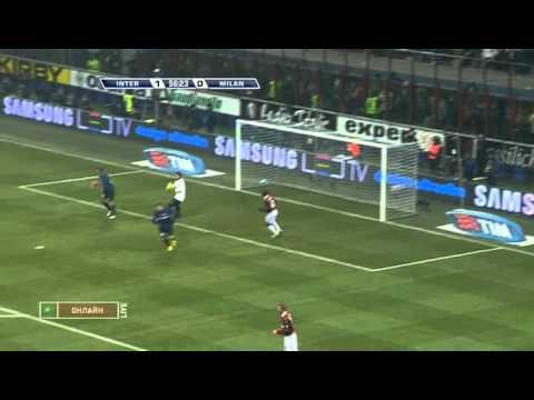 Stagione 2009/2010 - Inter vs. Milan (2:0)