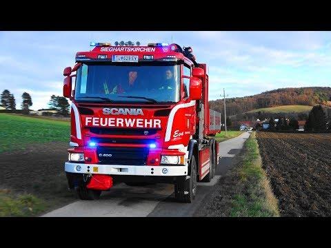 WLFA-K Feuerwehr Sieghartskirchen