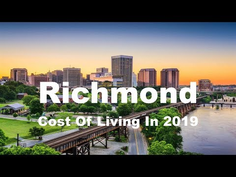 Cost Of Living In Richmond, VA, United States In 2019, Rank 158th In The World