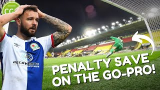 I Saved a PENALTY & MOM Performance vs Blackburn! | GoPro In Goal | Ben Foster - TheCyclingGK