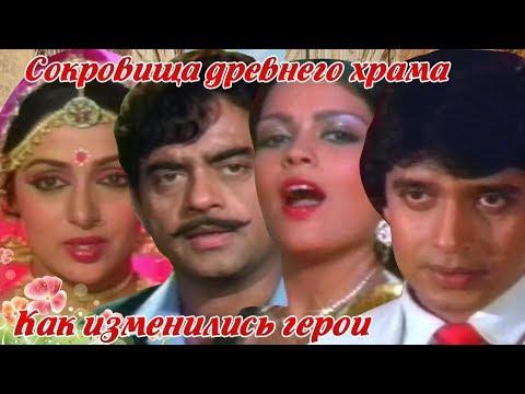 Сокровища древнего храма 1983 Как изменились актеры и их судьба - Ruslar.Biz