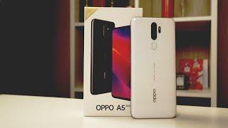 OPPO A5 (2020) Гроза Xiaomi? NFC и батарея 5000 мАч / Арстайл /