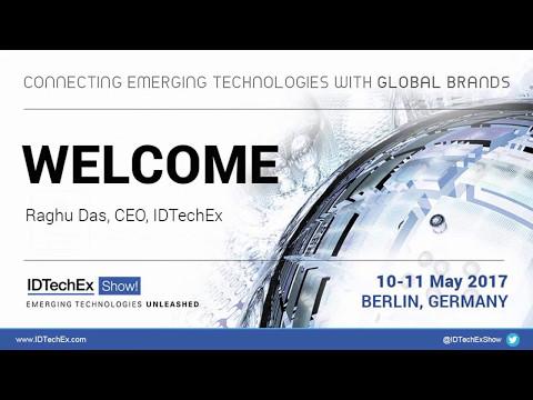 IDTechEx Show Opening Berlin 2017