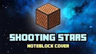 ♫ Shooting Stars | Minecraft Note Block Cover thumbnail