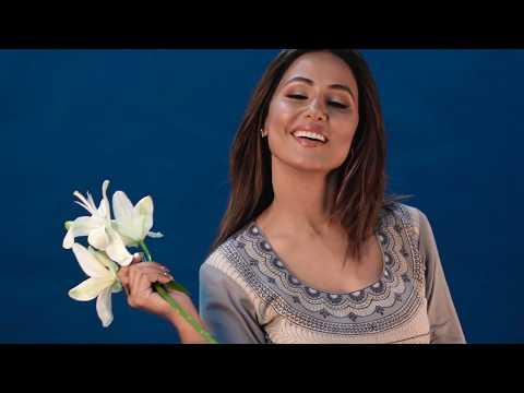 PSR Films Presents Sparkling Hina Khan Fashion Film