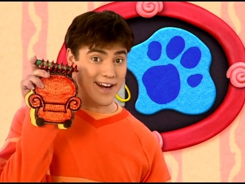 Blue's Clues - Colors Everywhere - YouTube