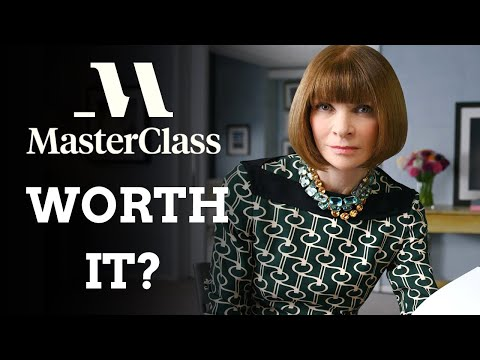 Anna Wintour Masterclass Review - Is It Worth It?