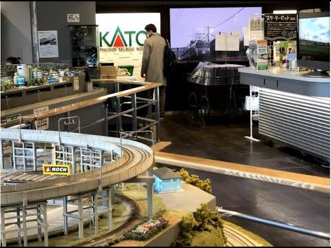 KATO HOBBY CENTER 2019  (PART 1 / FIRST FLOOR) Tokyo JP