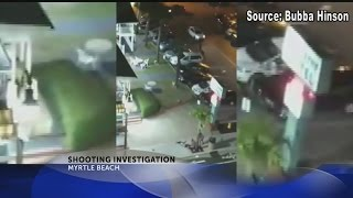 Shooting in Myrtle Beach streamed live on social media gang-related, police say*