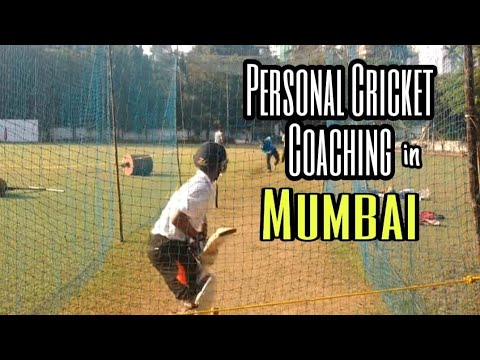 Personal Cricket coaching in mumbai - cricketgraph