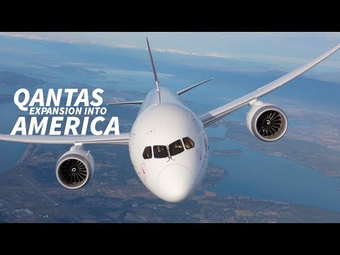 QANTAS Eyes CHICAGO FLIGHTS with the 787-9