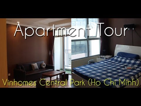 Apartment Tour: Vinhomes Central Park Ho Chi Minh