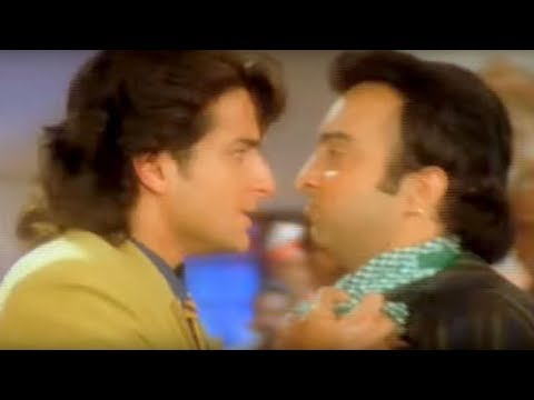 Saif, Twinkle, Shatrughan Sinha, Dil Tera Diwana - Scene 7/14