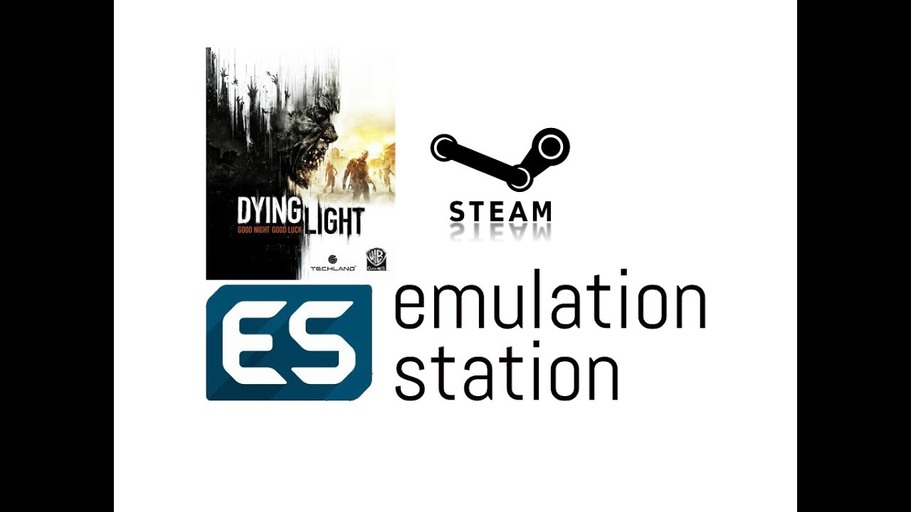 How to setup and run steam games through emulationstation for Windows