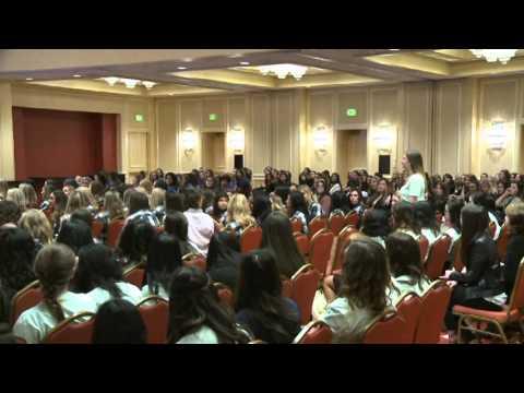 Delta Zeta Region 12 Weekend - Erin Fischer presentation