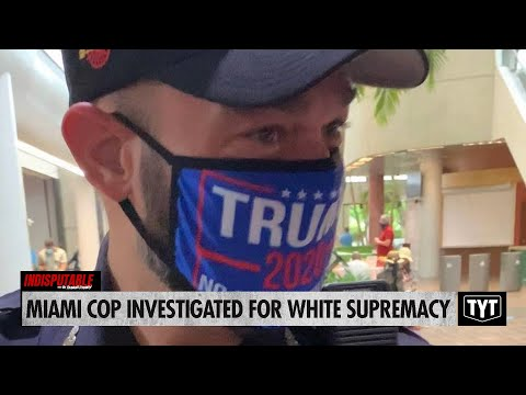 Miami Cop Investigated For White Supremacy Connections