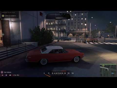 mafia 3 how to drive the car