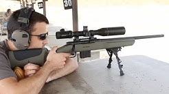 750 Yards - Mossberg MVP LR 5.56 (.223) Long Range Shooting