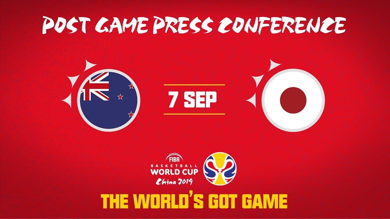 New Zealand v Japan boxscore - FIBA Basketball World Cup
