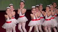 Отчётный концерт юных танцоров