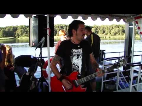 Rockt den See 2011 (2) - Drive by Shooting (Berlin) Stoner Rock HD (HD)