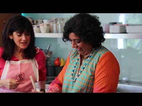 Emma Freud Cooks For Asma Khan - BBC Good Food